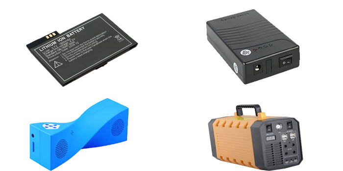 Lithium ion Battery application
