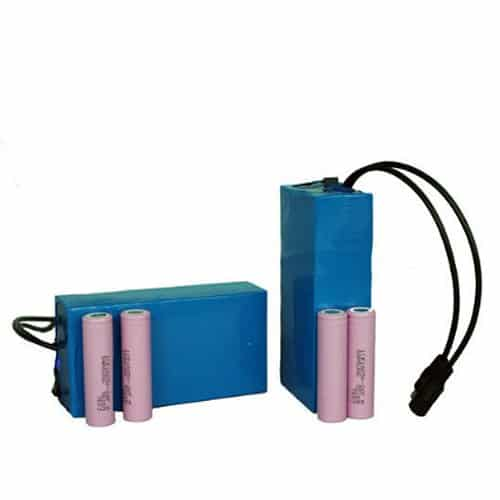 Lihtium Rechargeable Battery Pack 12V 12Ah -opt