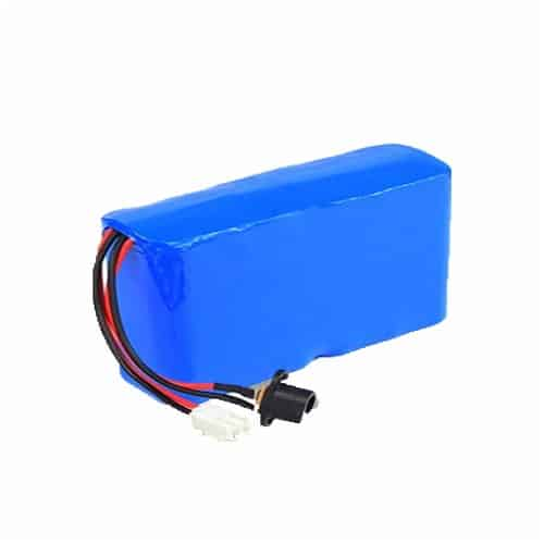 ebike battery pack 36v 10ah 4-opt