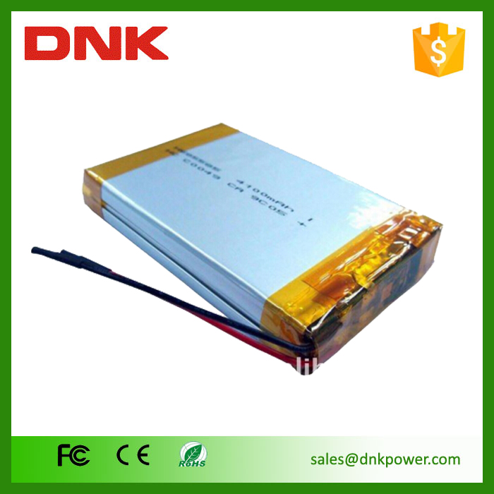 rechargeable battery pack 7.4v