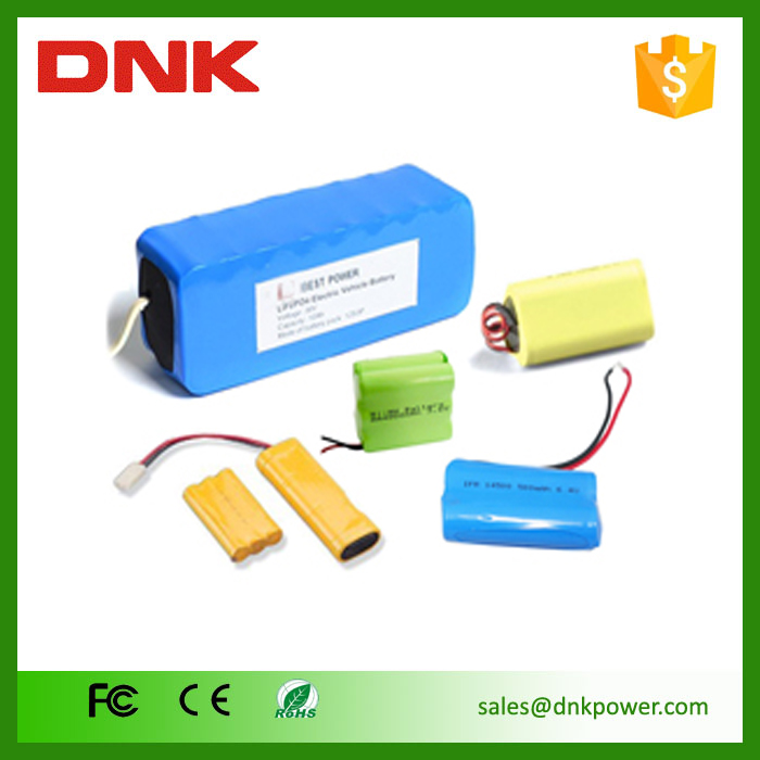 rechargeable battery pack for all application