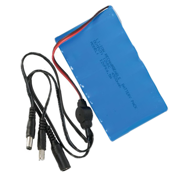 rechargeable battery pack 12v