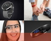 Wearable device thin battery