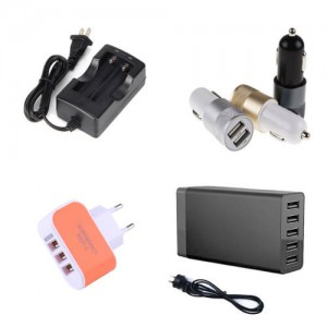 brand 18650 usb charger