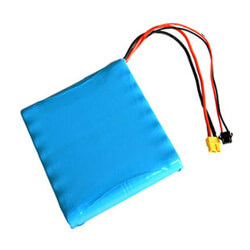 60V 2.2A Unicycle Battery Pack