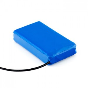 12V 5000mAh lipo battery pack
