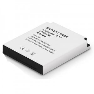 3.7V 1700 mAh GPS battery