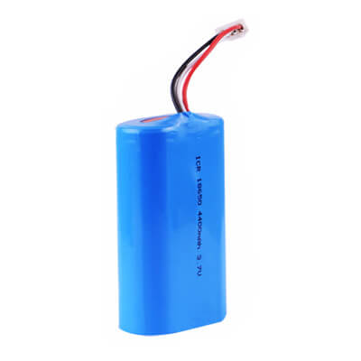 3.7V 4400mAh gps battery