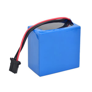 PVC wrapped 48V 20Ah battery pack
