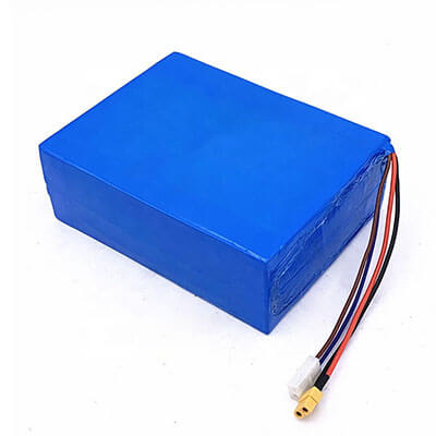 25.2V 20Ah rechargeable lithium battery