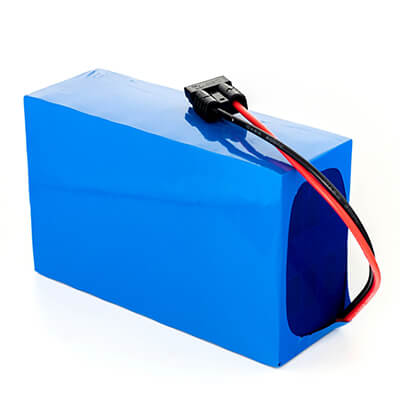 Rechargeable Lithium Ion Battery Pack 48V 20ah Li-Ion Battery